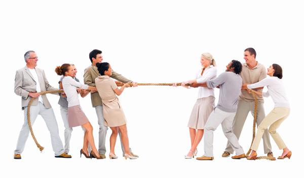 gruppo e conflitti